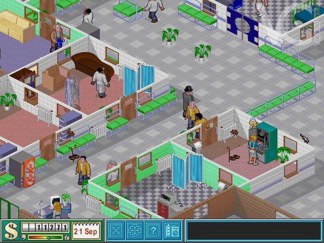 Theme Hospital [Full Version Download + Multiplayer Patch + Windows Vista/7 Support]-04.jpg