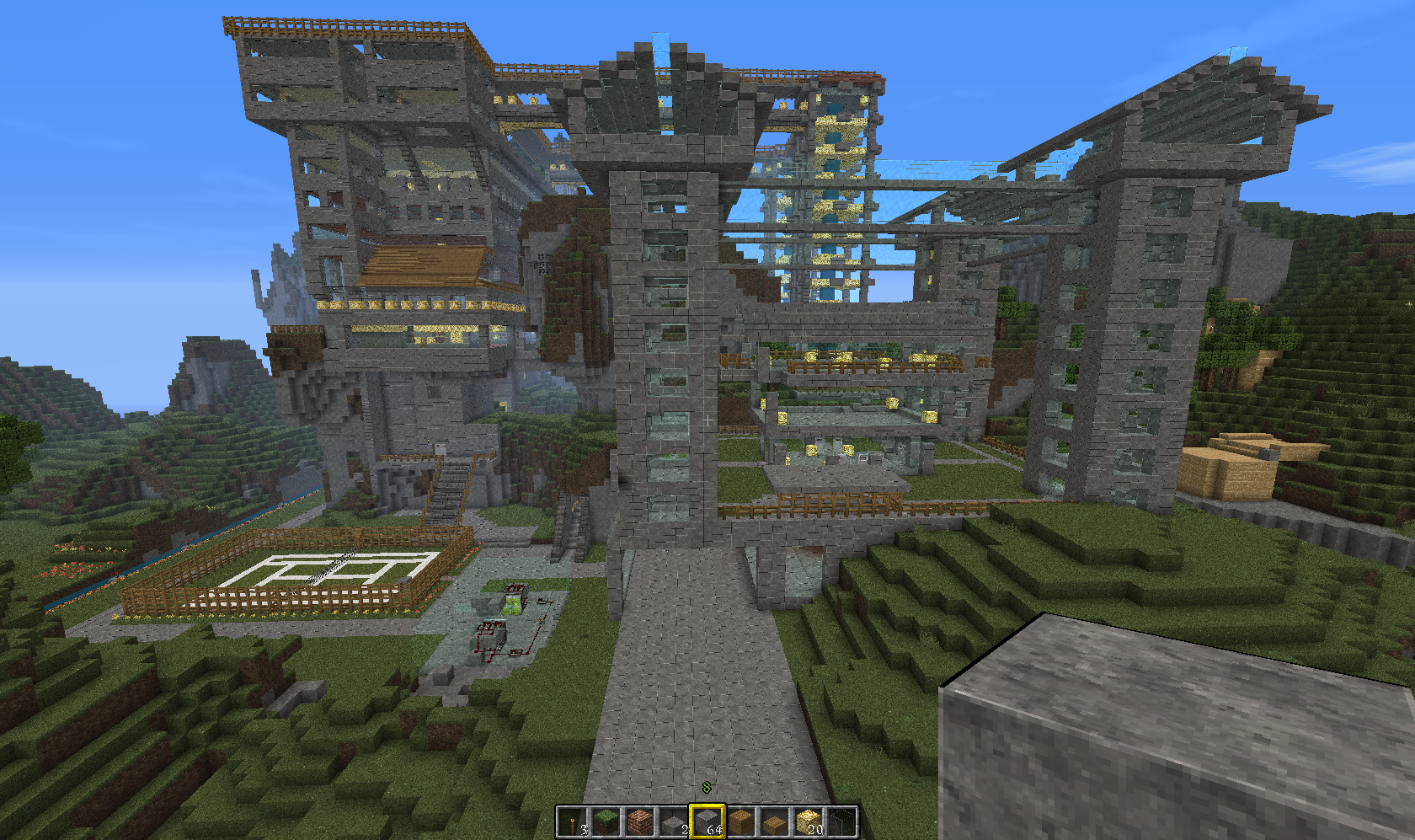 view attachment 12433 - Biggest Minecraft House In The World 2013