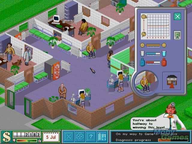 Theme Hospital [Full Version Download + Multiplayer Patch + Windows Vista/7 Support]-272538.jpeg