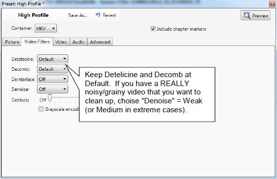 VidCoder Settings Tutorial - High Quality H.264 (x264) MKV Video Encoding-3-vidcoder-settings-video-filters-tab.png