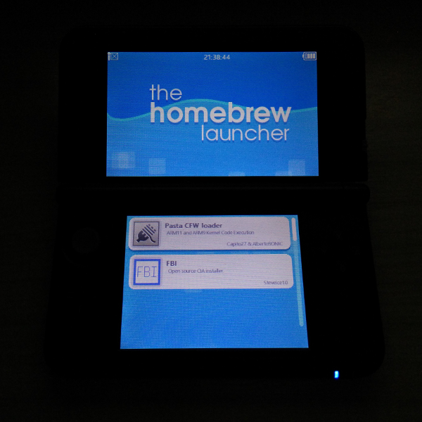 Nintendo 3DS Custom Firmware via Ninjhax, No Flashcard Required [3DS