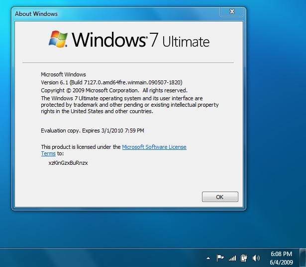windows 7 watermark remover