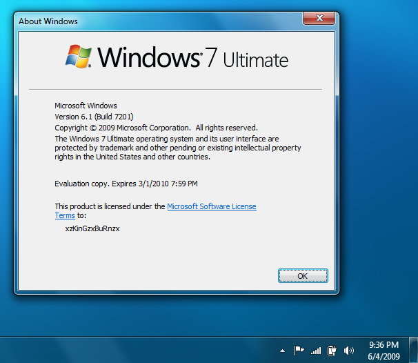 windows 7 genuine crack 7601