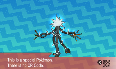 Pokemon Sun And Moon Qr Codes Generation 7 Vii Ready