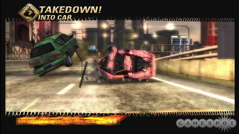 Burnout revenge (usa) iso < ps2 isos | emuparadise.