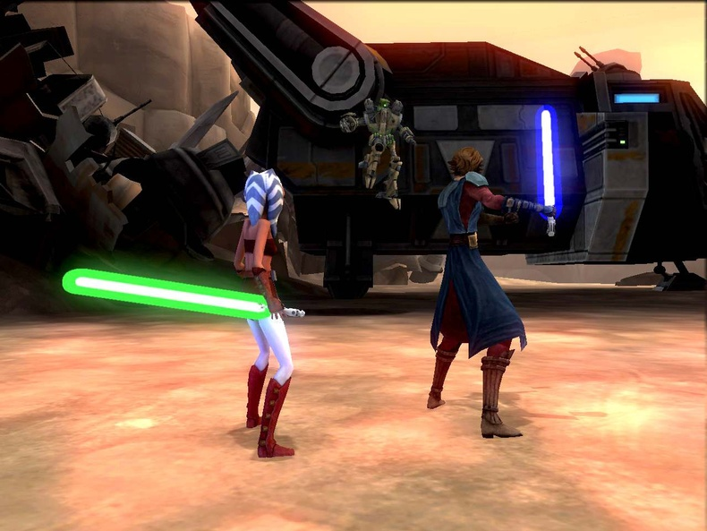 Star Wars: Clone Wars Republic Heroes Demo Download-960114_20090824_790screen008.jpg