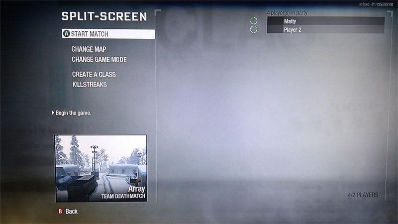 Call of duty black ops beta split screen hacked xex (force load.