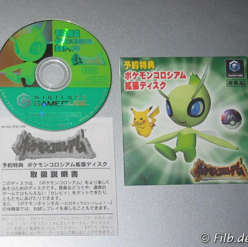 pokemon gamecube roms
