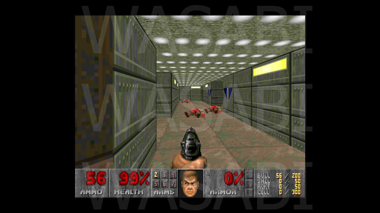 Unannounced XBLA games and screenshots leaked, including Crazy Taxi and Quake Arena.-doom-2-1-.jpg