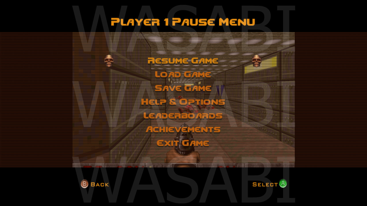 Unannounced XBLA games and screenshots leaked, including Crazy Taxi and Quake Arena.-doom-2-2-.jpg