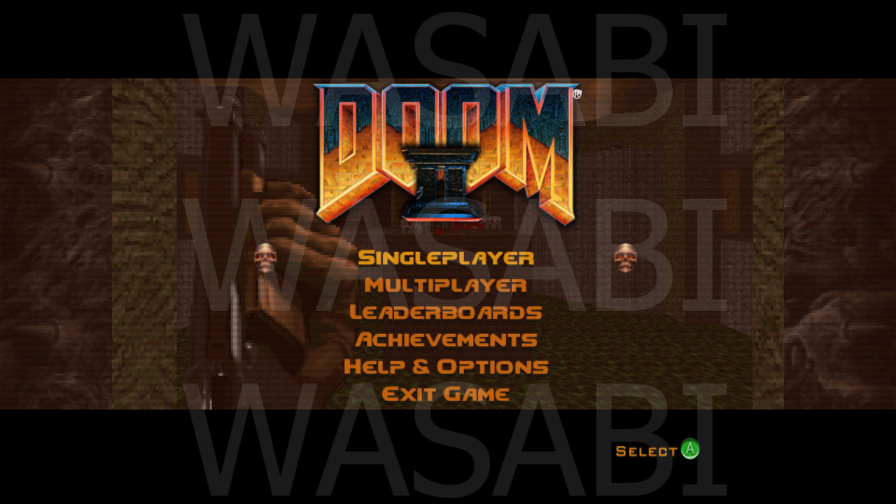 Unannounced XBLA games and screenshots leaked, including Crazy Taxi and Quake Arena.-doom-2.jpg