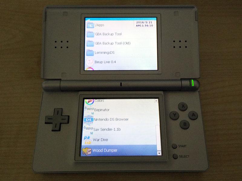 Dump Nintendo DS Game Cartridges Over Wi-Fi [Dump Nintendo DS Roms