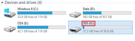 how to format hard drive to fat32 windows 7