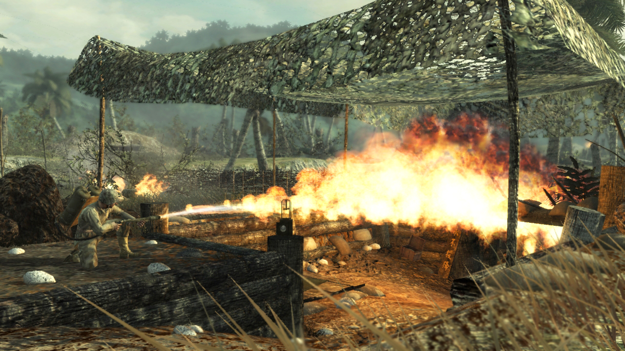 Call Of Duty : World At War BETA-flamethrower.jpg
