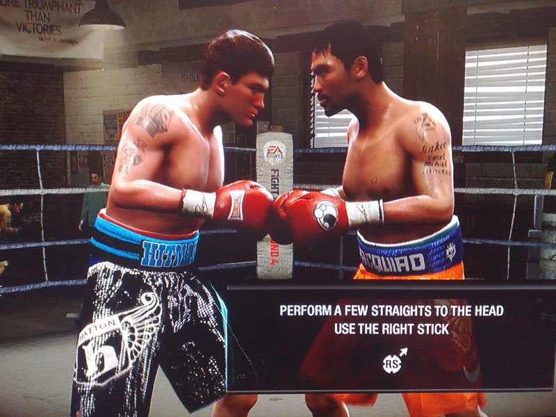 fight night psp iso download