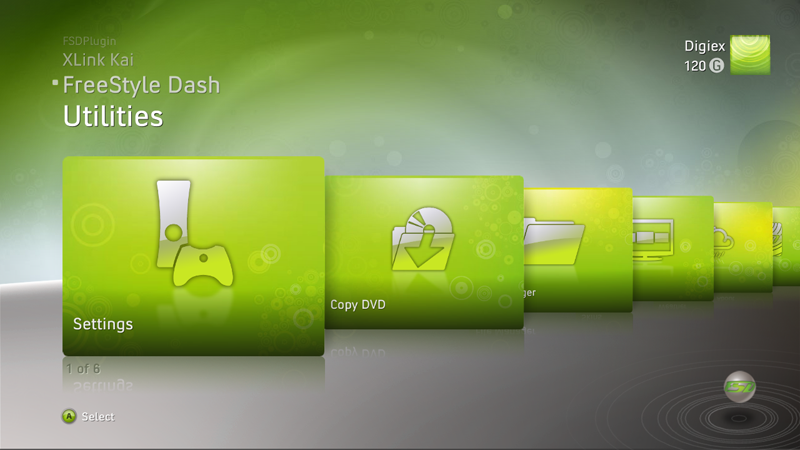Freestyle Dash 2 0 RC1 (Freestyle Dashboard) For Xbox 360 Download