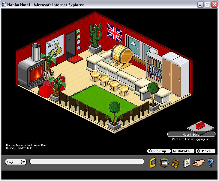 How To Paint My Wall Habbo Hotel