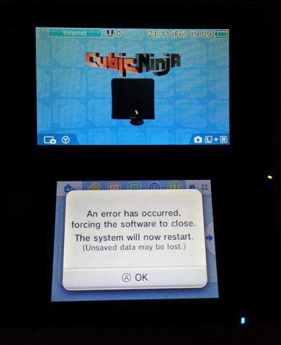 Nintendo 3ds Region Hack