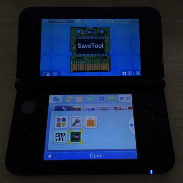 Nintendo DS Save Game Backup Using The Nintendo 3DS [Easy Offline