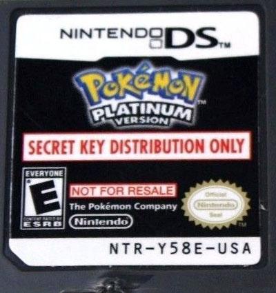 nds rom pokemon platinum