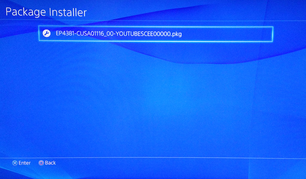 Install PS4 PKG Files On Firmware 1 76 | Digiex