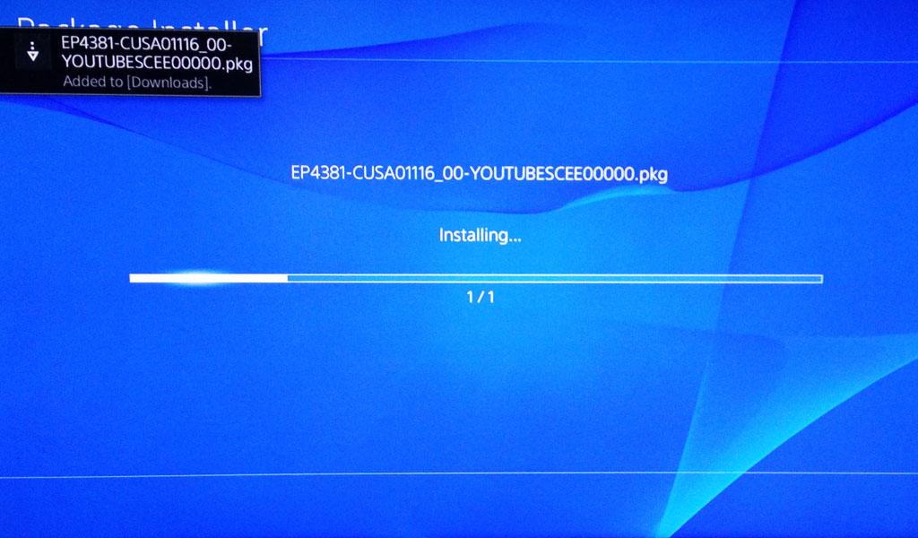 Install PS4 PKG Files On Firmware 1 76 | Digiex