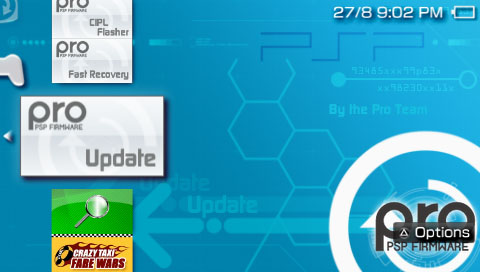 Update psp to 6. 60 and install pro-cfw nitroblog.