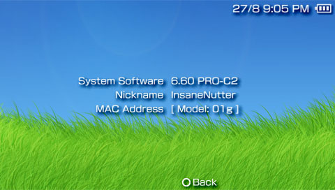 Psp 6. 61 custom firmware install on any psp psp, psp slim, psp.