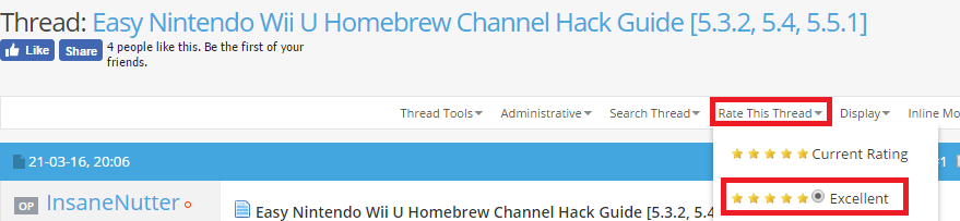 Easy Nintendo Wii U Homebrew Channel Hack Guide [5 3 2, 5 4, 5 5 1