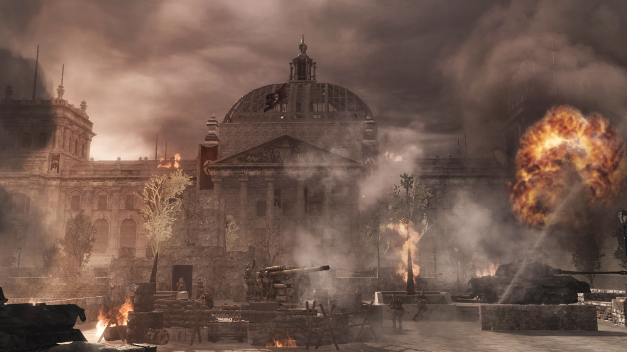 Call Of Duty : World At War BETA-reichstag.jpg