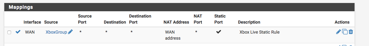 pfSense: Step by Step Guide to Multiple Xbox One's Open NAT