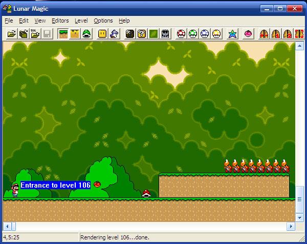 [SNES] Lunar Magic - Snes Super Mario World Level Editor-screenshot-2.jpg