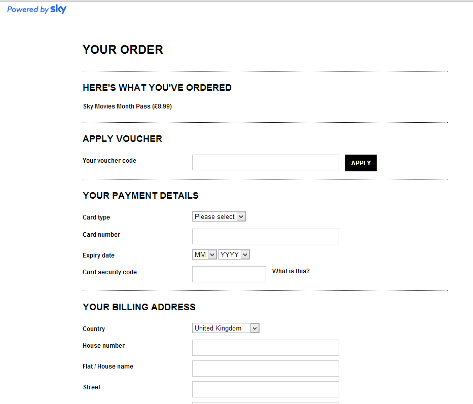 Setup Account Step 3 – Just close this page