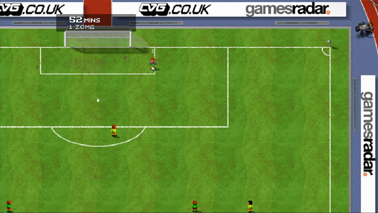 Sensible World Of Soccer. Sensible World of Soccer