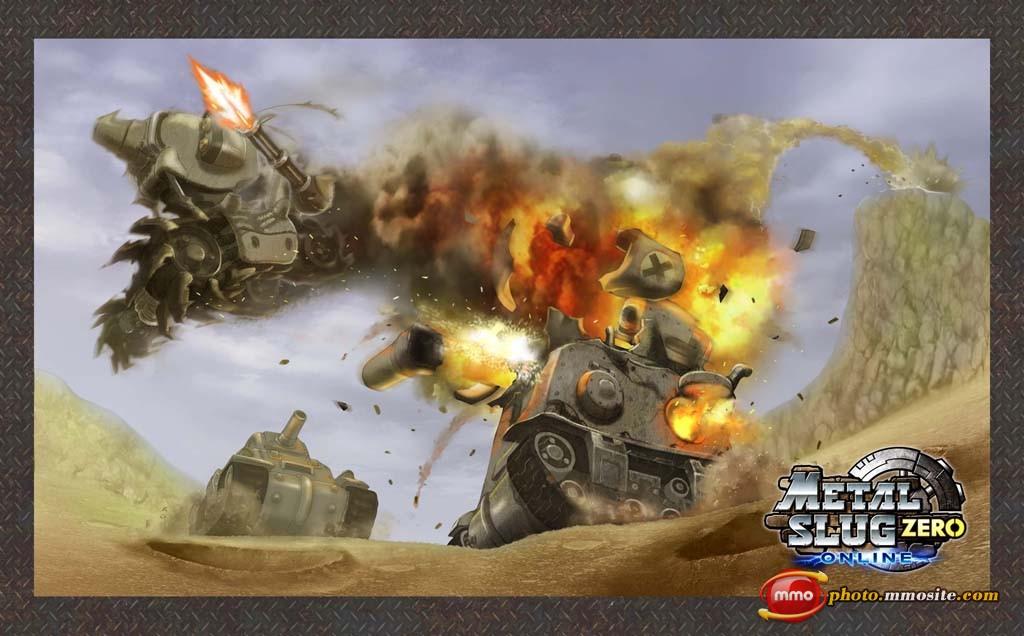 Metal Slug Online (Metal Slug Zero)   Digiex