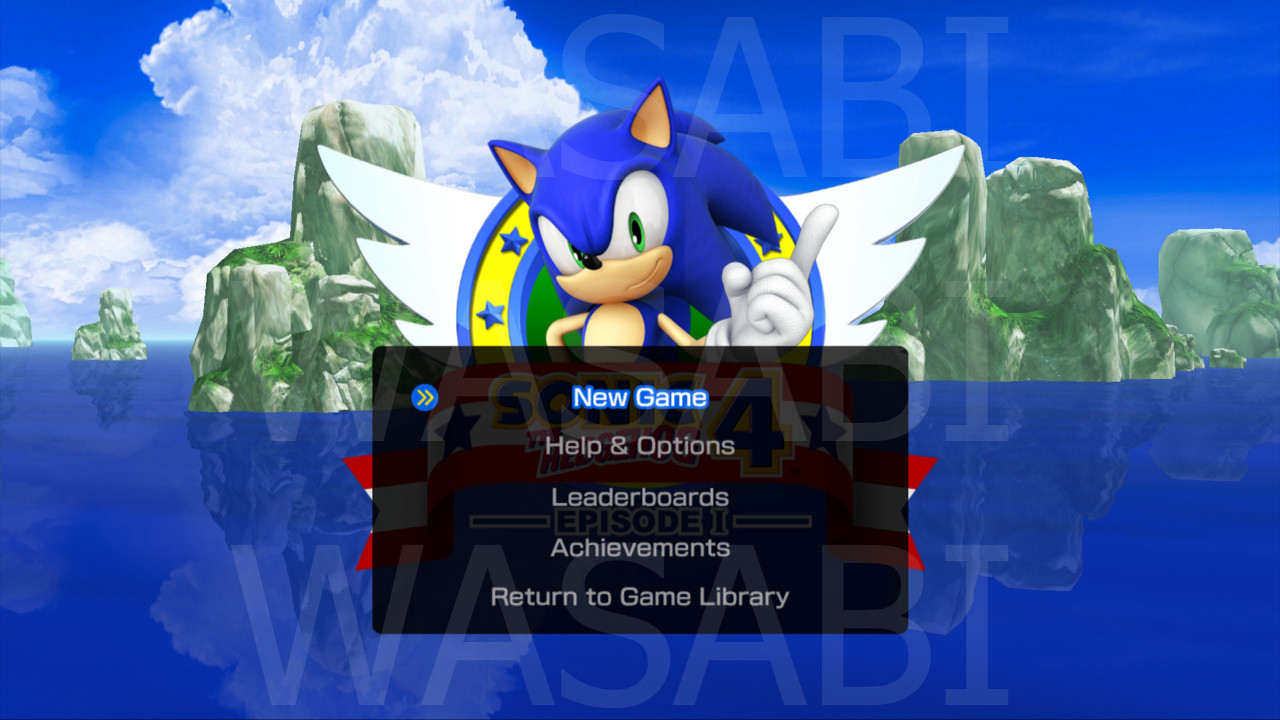 Unannounced XBLA games and screenshots leaked, including Crazy Taxi and Quake Arena.-sonic-4.jpg