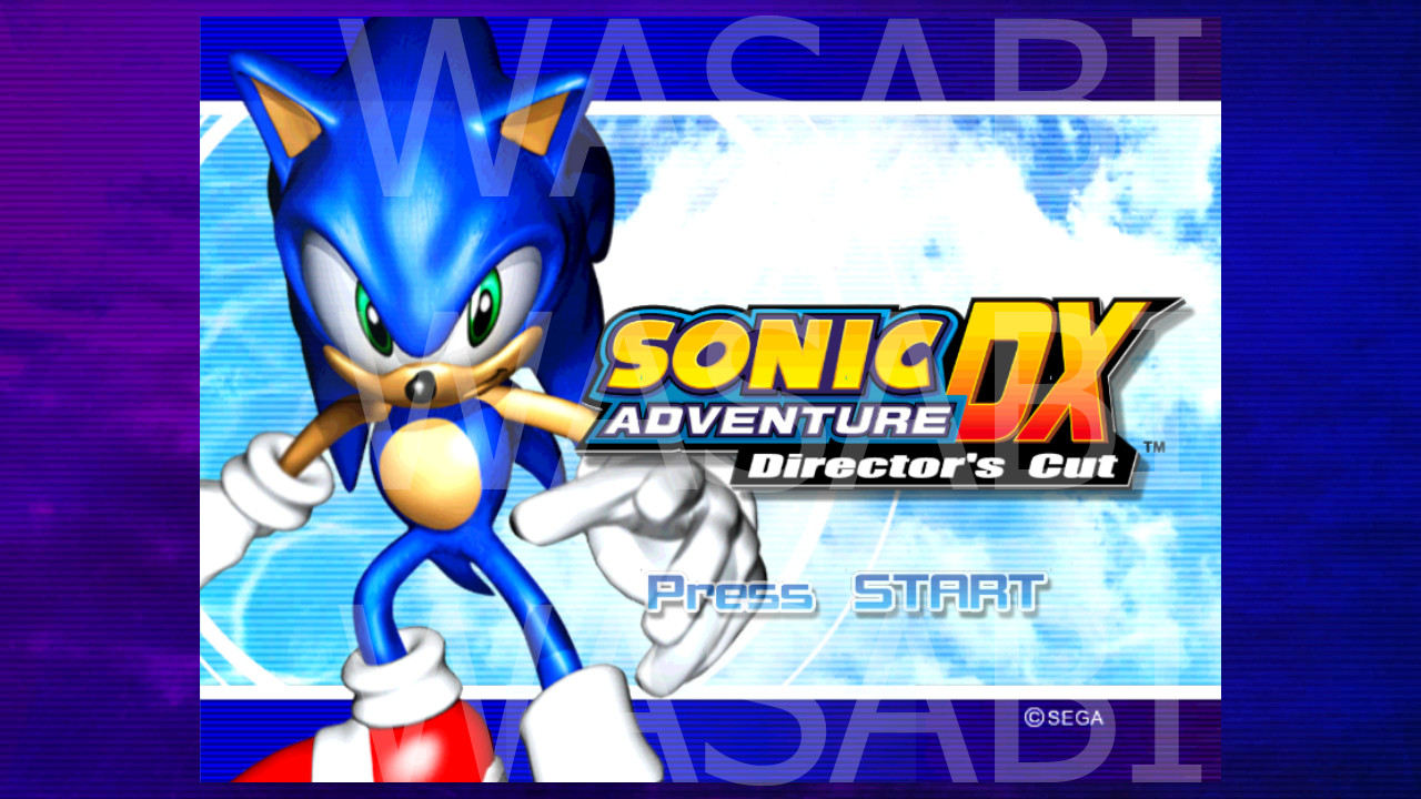 Unannounced XBLA games and screenshots leaked, including Crazy Taxi and Quake Arena.-sonic-dx.jpg