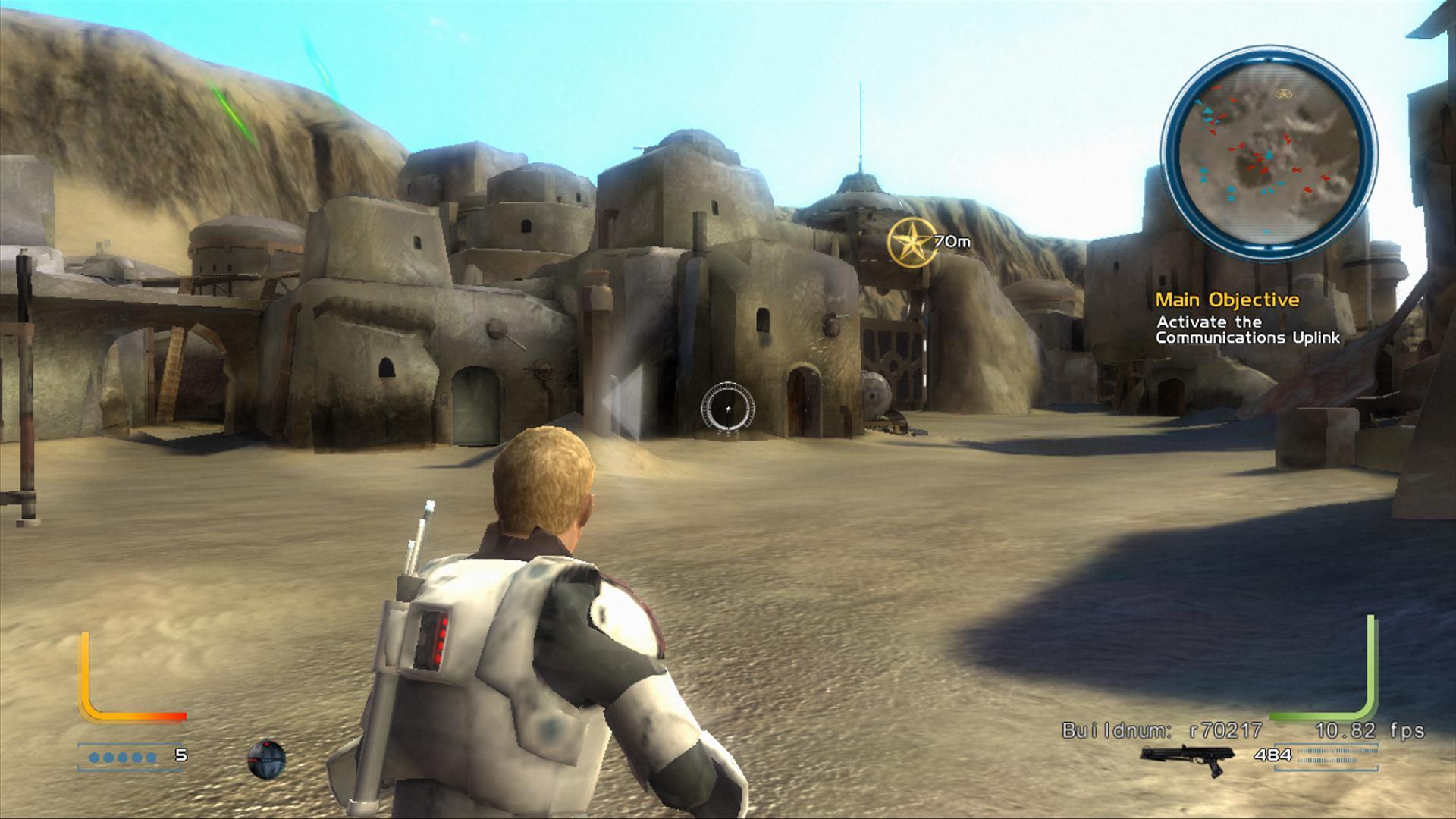 Star Wars Battlefront III (3) Xbox 360 Build 70217 Leaked