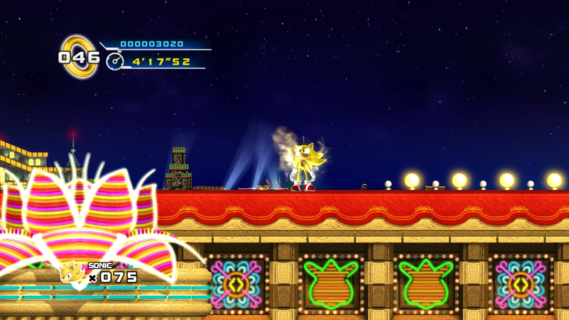 Unannounced XBLA games and screenshots leaked, including Crazy Taxi and Quake Arena.-super-sonic.jpg