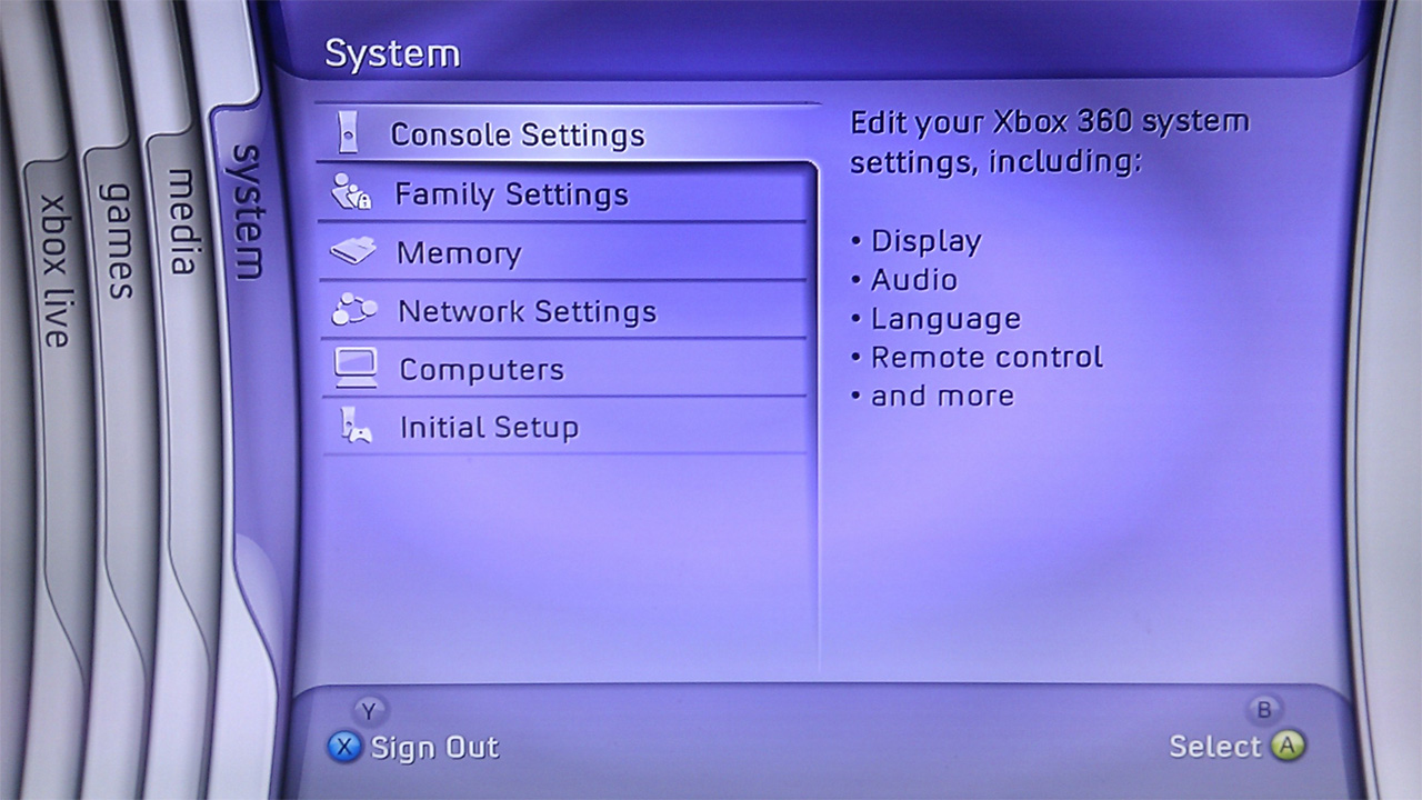 Use the Xbox 360 Blades Dashboard (Version 1888) on a Jtag