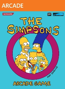 The Simpsons Arcade Xbox Live Arcade Download Delisted From Xbla