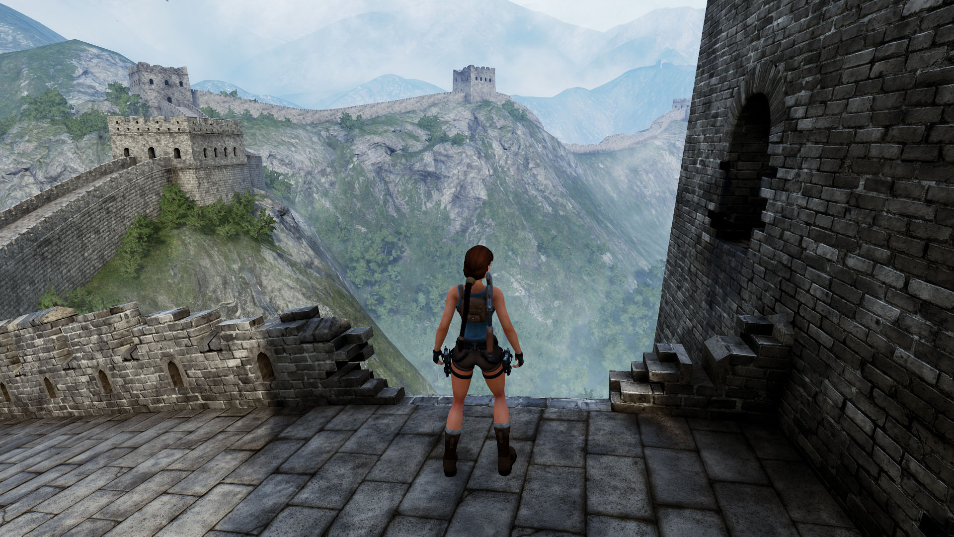 Tomb Raider 2 The Dagger Of Xian [Unreal 4 Fan Remake] Demo Download