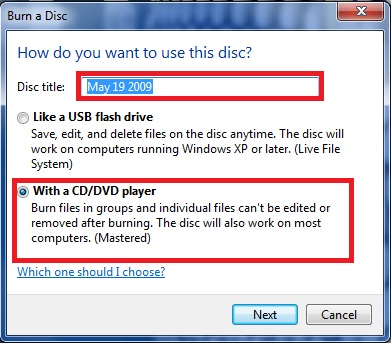 How to Burn a Blu-ray Disc with Blu-ray Burner Software