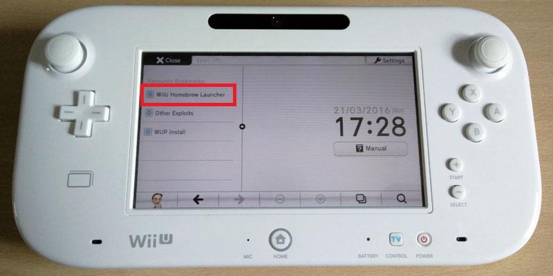 Easy Nintendo Wii U Homebrew Channel Hack Guide [5 3 2, 5 4