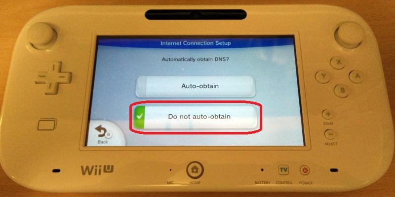 Block Nintendo Wii U Updates Easily With Alternate DNS Server ...