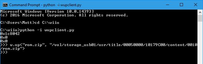 Wii U Permanent Homebrew Channel / Launcher Hack [Haxchi