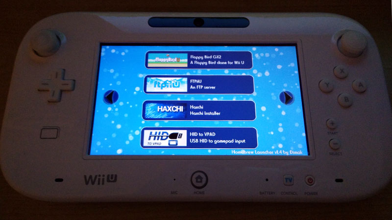 Wii U Permanent Homebrew Channel Launcher Exploit Tutorial 5 5 1 To 5 5 3 Haxch Wii U Hack Digiex