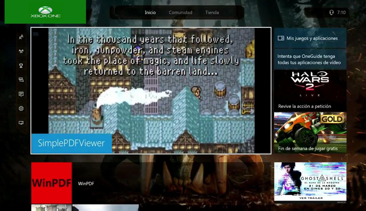 playstation 4 emulator for xbox one